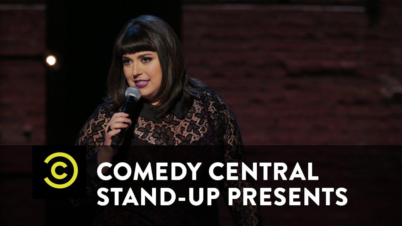 Comedy Central Stand-Up Presents: Jenny Zigrino - Plus-Size Lady