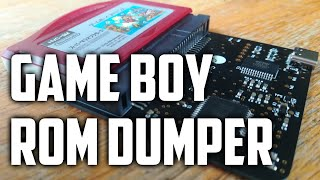Backup Your Game Boy Games (+ Savegames!) | GB01 Review