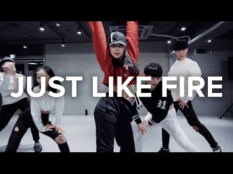 Just Like Fire  - P!nk (Wideboys Remix) / Jin Lee Choreography