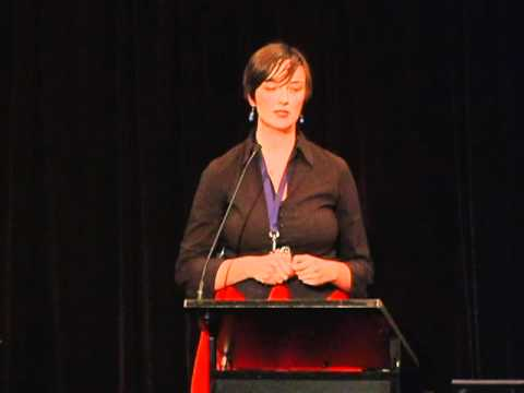 Image from Keynote: Mary Gardiner