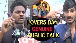 Lovers day public talk | Lovers Day Review | Lovers Day Genuine Public Talk | Friday Poster Channel