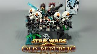 LEGO Star Wars The Old Republic - Battle Of Alderaan Mini MOC - Review