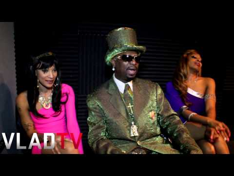 Don Magic Juan: Ice-T's Prenup Includes Coco's Butt