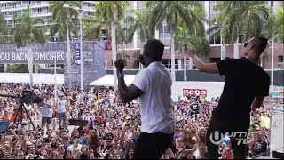 ULTRA 2015 - MAKJ ft. O.T. Genasis (Live Set) | DJ MAKJ