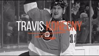 First NHL Goal Travis Konecny