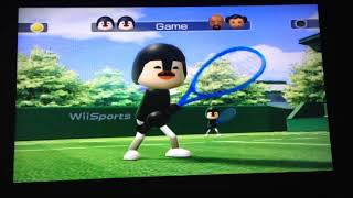 Wii Sports | Episode 2 - Game, Set and Match!