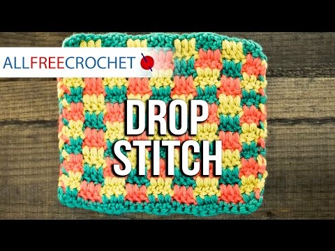 Drop Stitch Left-Handed Tutorial