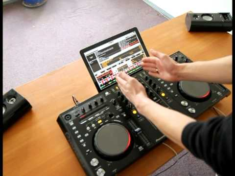 Pioneer DDJ S1 - обзор от Пиратского радио (DJ Фрик & DJ Рик).mpg