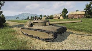 Попал и убил вражеский танк, который был за квадратом отрисовки WorldOfTanks