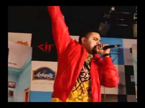 G-Deep Performing at Atithi Tum Kab Jaoge? Music Launch