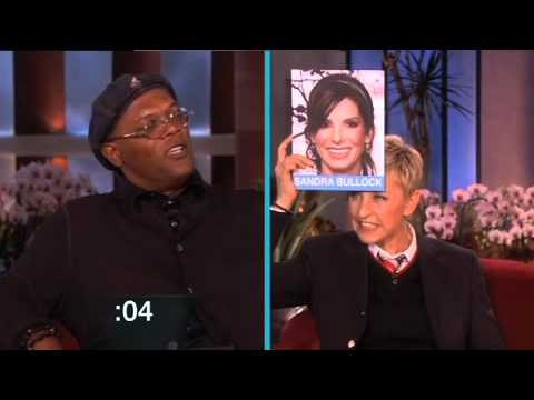 Samuel L. Jackson Plays a Personal Round of Celebrity