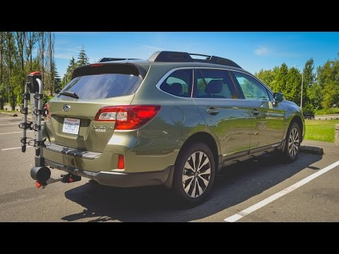 2015-2017 Subaru Outback Hidden Ecohitch® Trailer Hitch Installation-Torklift Central