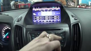 Автомагнитола Megabox P-8056 Android OS для Ford Kuga II (2013+)