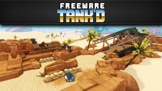 Let's Discover #004: Tank'd [720p] [deutsch] [freeware]