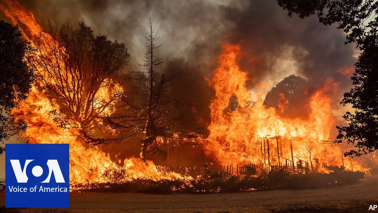 IN PHOTOS: California Wildfire