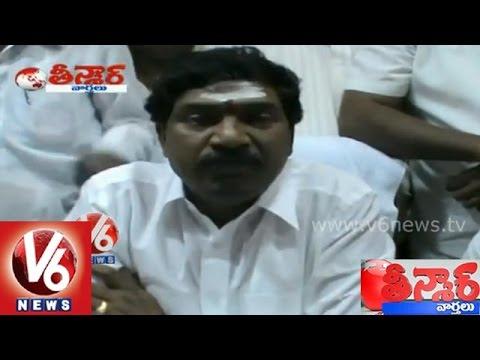 Telangana Deputy CM Rajaiah explains the story behind his name...