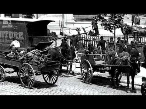 How Much Horse Manure Was Deposited on the Streets Before the Advent of the Automobile?
