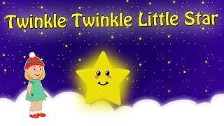 Twinkle Twinkle Little Star | Full Nursery Rhyme With Lyrics | Lullaby For Kids