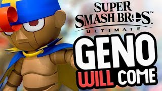 Geno WILL Make It Into Super Smash Bros. Ultimate ...and Here's Why