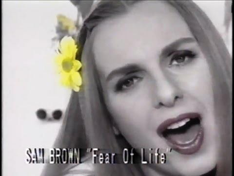 Sam Brown - Fear of Life