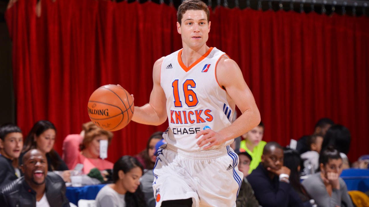 Jimmer Fredette Drops 37 Points in NBA D-League Debut!
