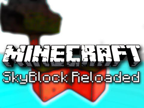 Minecraft: SkyBlock Reloaded Ep. 5 – Piston Transportation