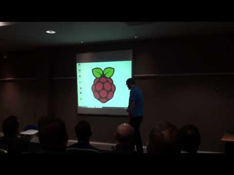 2E0SQL Raspberry Pi - RSGB Convention