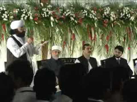 GOLRA SHARIF love for Shaykhul-Islam Dr.Tahir-ul-Qadri