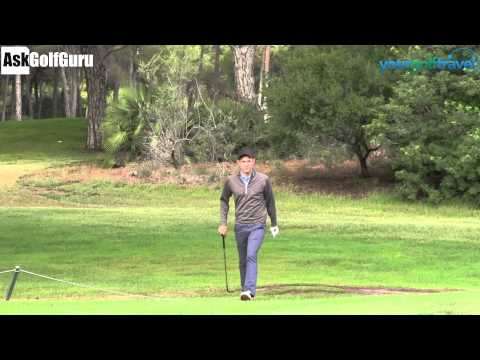 Golf Lob Chipping Game