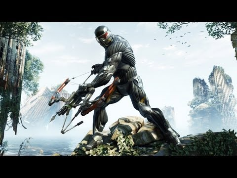 CRYSIS 3 | Summer Accolades Trailer (Most Anticipated Game in 2013) | FULL HD