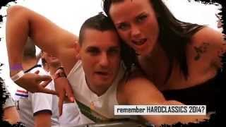 Hardclassics on the beach  AFTERMOVIES DVD