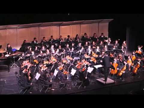 The Harker School Orchestra - Appalachian Spring