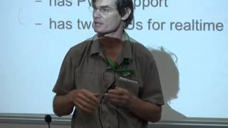 APM on Linux: Porting ArduPilot to Linux [linux.conf.au 2014]