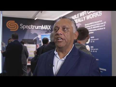 SpectrumMax talk to telecoms.com at Mobile World Congress 2016
