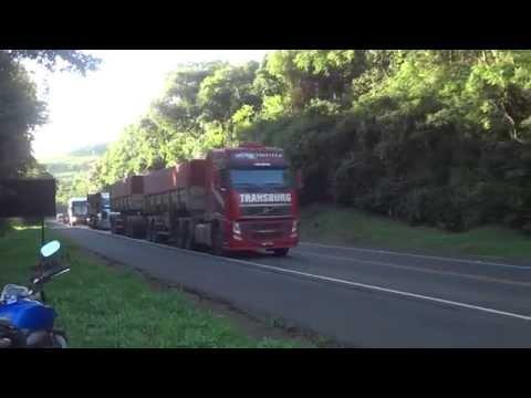 CAMIONES EN BRASIL 2 (BR277)