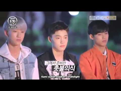 [INDOSUB] 150523 MBC Music SEVENTEEN PROJECT EP6