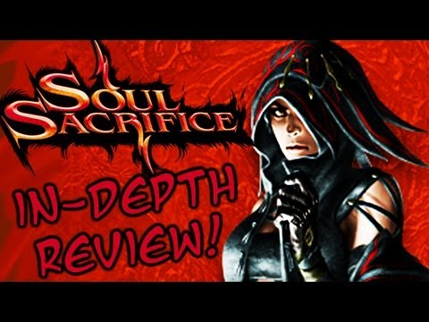 PS Vita Soul Sacrifice In-Depth Review + Gameplay