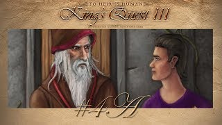 ALL SPELLS GET!: King's Quest 3 Part 4A