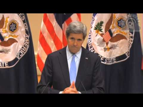 John Kerry: 'We Share Nothing So Completely As Our Planet'