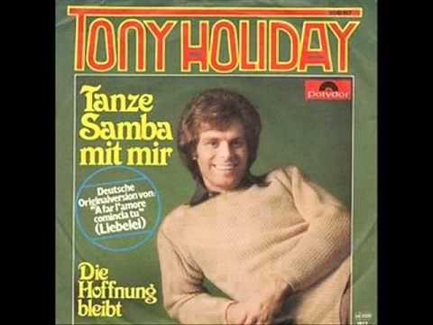 Toni Holiday - Tanze Samba Mit Mir