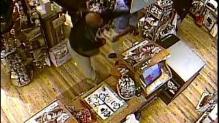 Wanted: Man Seen in Surveillance Video Attacking Cracker Barrel Worker