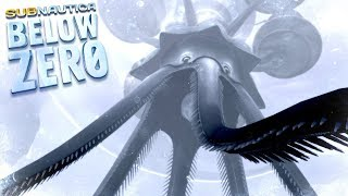 A Massive New Leviathan Emerges, Shadow Leviathan Sounds & Almanac Artifacts - Subnautica Below Zero