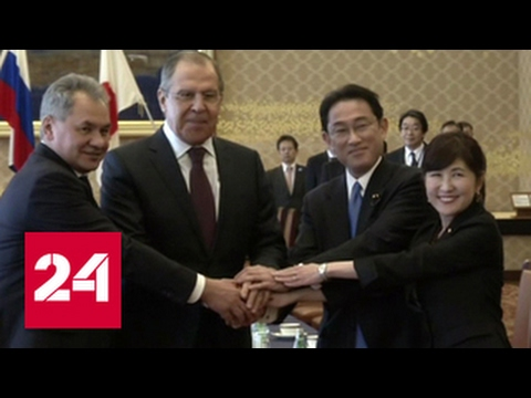 Япония рассчитывает на силу России