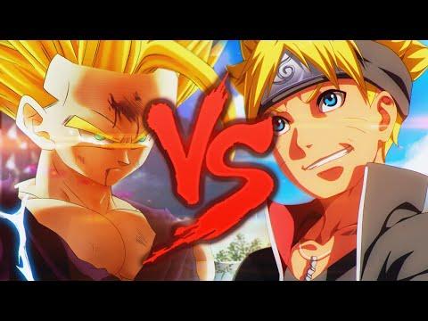 Boruto VS. Gohan | Duelo de Titãs