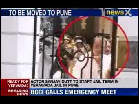 Sanjay Dutt expected to be moved to Yarwada jail