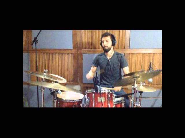 Soul Vaccination by Tower of Power David Garibaldi (Drum Cover by Carlos Chávez)