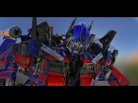 Transformers revenge of the fallen  Gameplay optimus prime