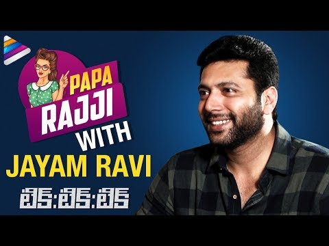 Jayam Ravi Exclusive Interview | Tik Tik Tik Movie | 2018 Latest Telugu Movies | Telugu FilmNagar