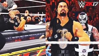 Pentagon Jr. makes his brutal & shocking WWE RAW Debut! (WWE 2K17)