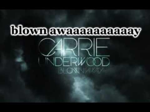 Blow away lyrics